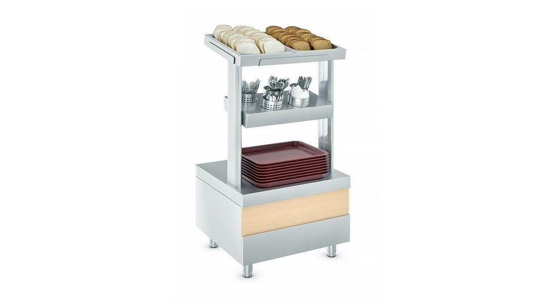 Стойка для столовых приборов ATESY Ривьера СП-700-02