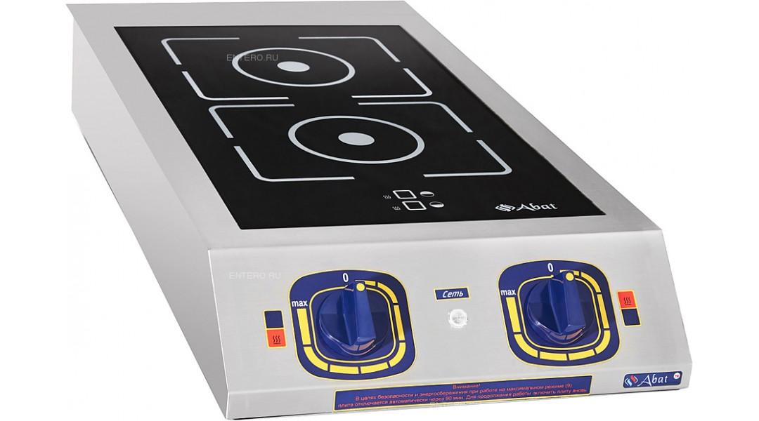 Плита индукционная Abat КИП-2Н