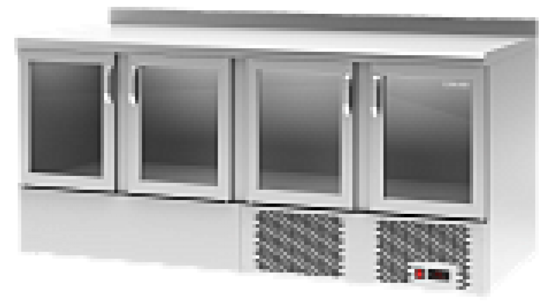 Стол холодильный TDi4GN-G