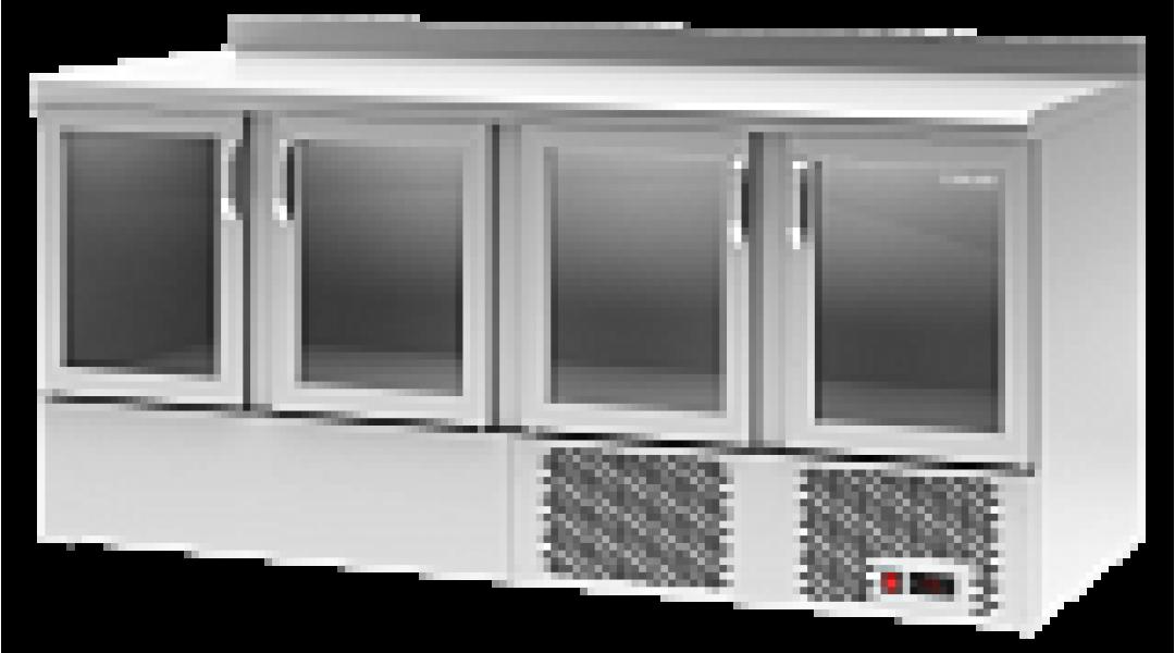 Стол холодильный TDi4-G