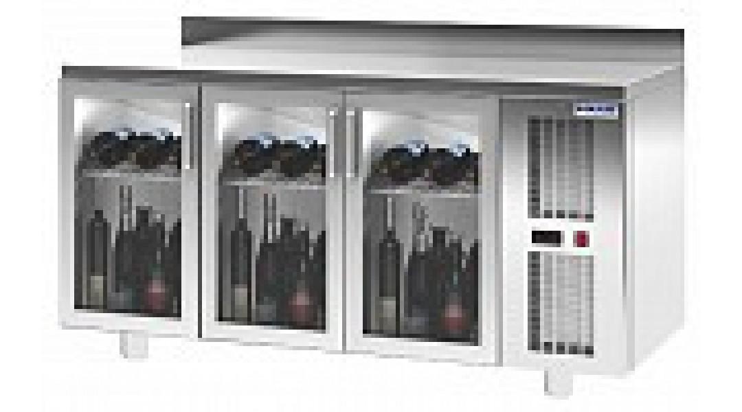 Стол холодильный TD3GN-GC