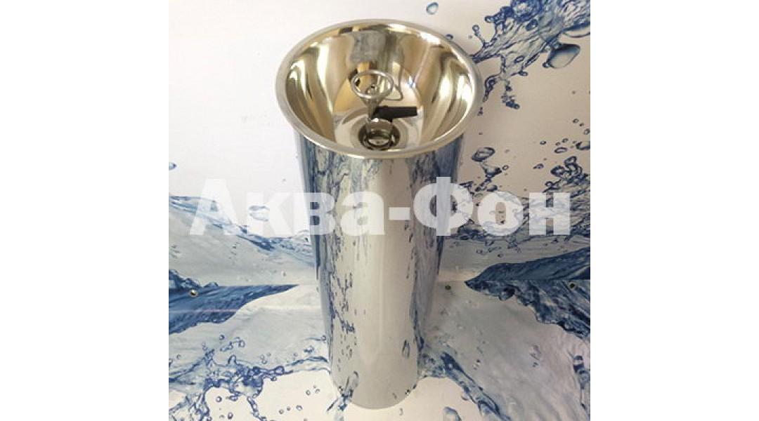 Фонтанчик питьевой ФПН-2 (0,5мм) нержавеющая сталь