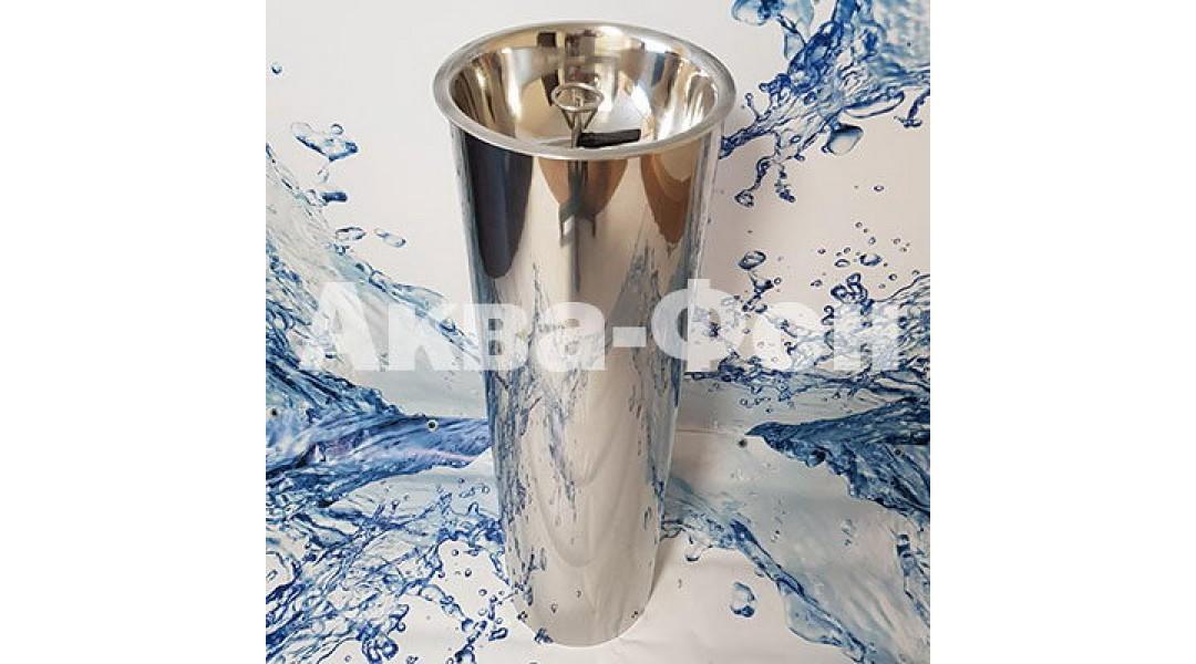 Фонтанчик питьевой ФПН-2 (нержавеющая сталь) диаметр ча...