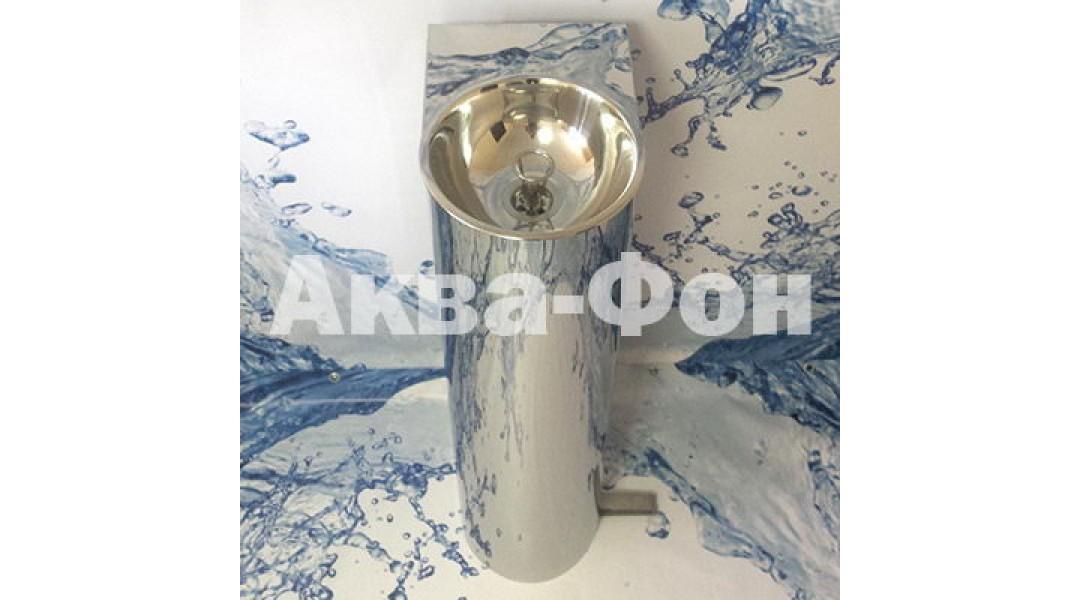 Фонтанчик питьевой педальный ФПП-1 (1мм) нержавеющая ст�...