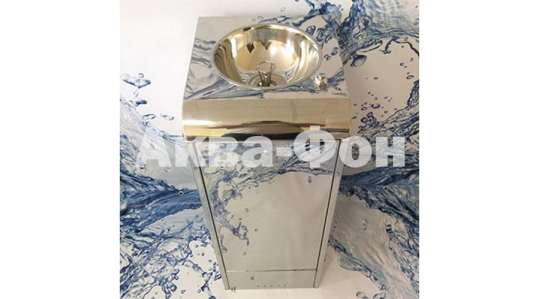 Фонтан питьевой «Ученик» с вертикальной подачей воды (...