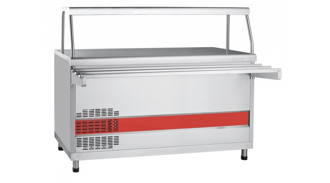 Прилавок охлаждаемый Абат ПВВ(Н)-70КМ-01-НШ