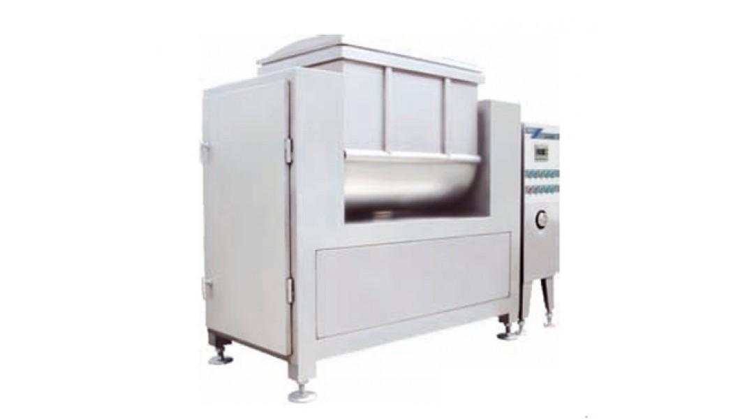 Вакуумный тестомес ZHM120 с устройством для подачи воды в...