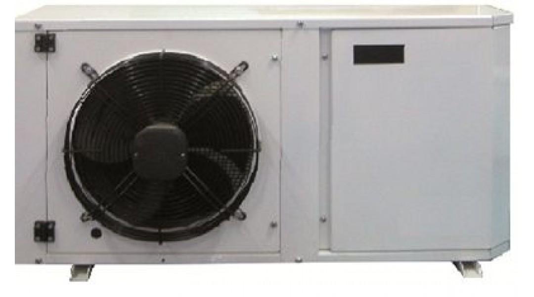 ККБ на базе спирального компрессора Copeland Scroll ККБМ-ZB15
