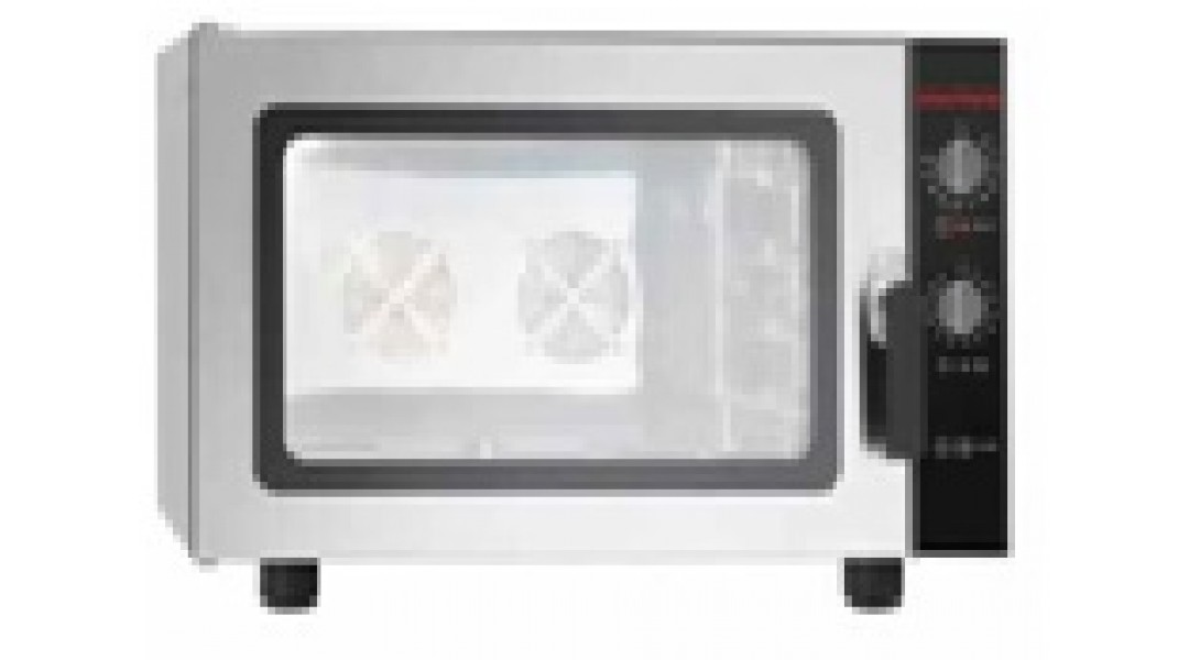 Конвекционная печь Inoxtrend GUA-604EB с пароувлажнением