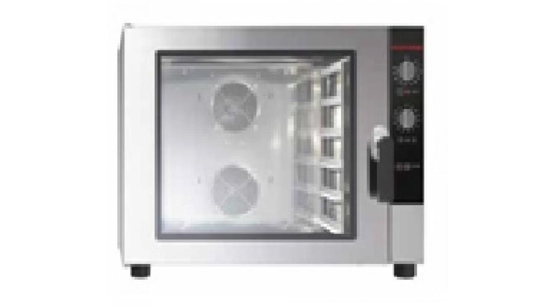 Конвекционная печь Inoxtrend GUA-606EB с пароувлажнением