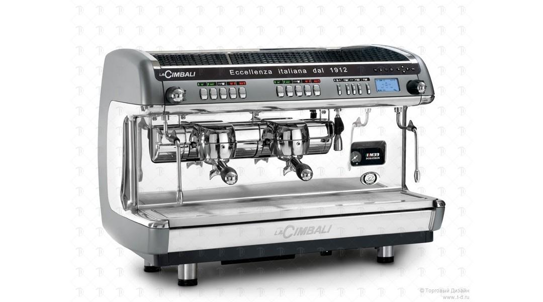 Автоматическая кофемашина La Cimbali M39 Dosatron TE DT/2 TS