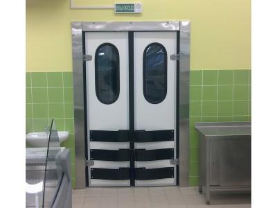 Дверь для холодильной камеры. Виды. Преимущества. Выбор