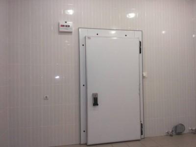 Холодильная камера повышенной влажности для производства сыра