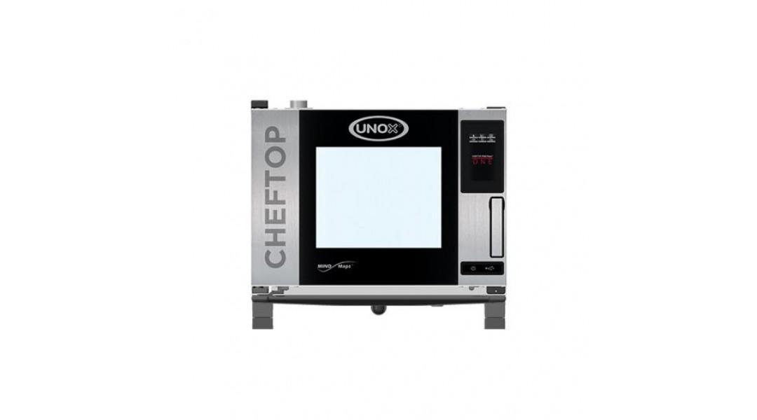 Пароконвектомат электр. серии XECC, модель XECC-0523-E1R