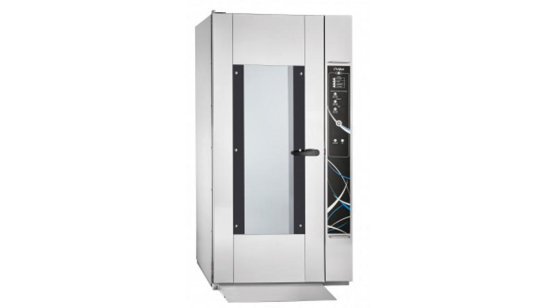 Расстоечный шкаф под шпильку ШРТ-16П (черный дизайн)